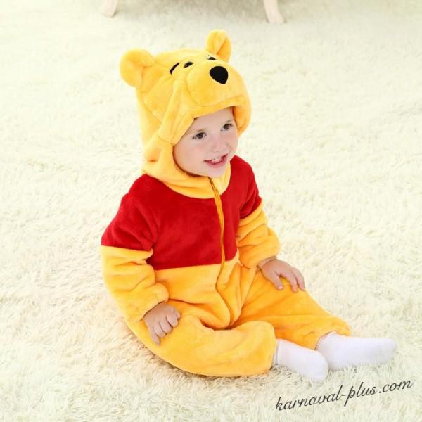 Пижама кигуруми Винни-пуха купить. Карнавальные костюмы кигуруми для ... e8c8eff6a9a2a