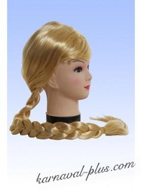 Карнавальный парик Царевна