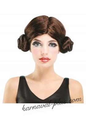 Карнавальный парик Принцессы Космоса