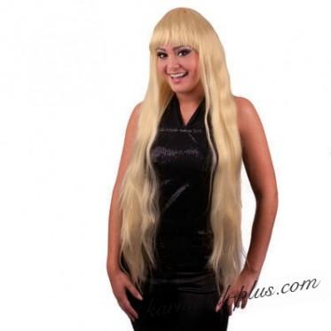 Парик Элиза блонди длинный