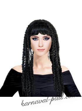 Парик Клеопатра черный