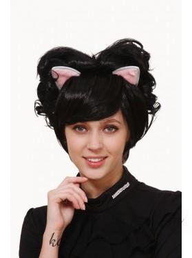 Парик Кошечка с ушками