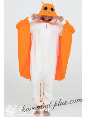 Пижама-кигуруми Футужама Белка-летяга