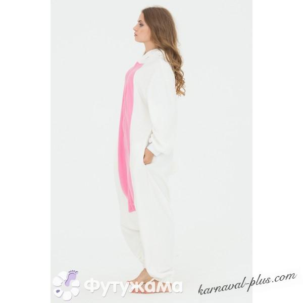 Костюм Кигуруми заяц. Кигуруми Зайца розового купить. Футужама ... 969413dc3be60