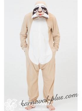 Пижама-кигуруми Футужама Ленивец