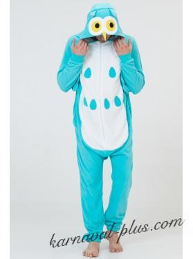 Пижама-кигуруми Футужама Сова