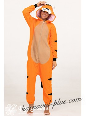 Пижама-кигуруми Футужама Тигр