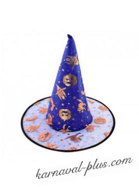 Карнавальная шляпа Колдуньи