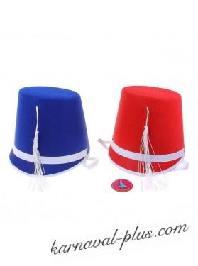 Шляпа карнавальная Гусар, фетр