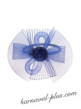 Карнавальный ободок Цветок, разборный,цвета МИКС