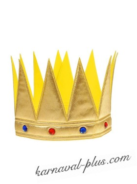 Корона Царь с камнями