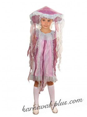 Карнавальный костюм Медуза