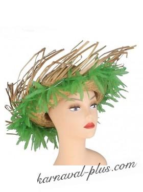 Шляпа гавайская Зелень