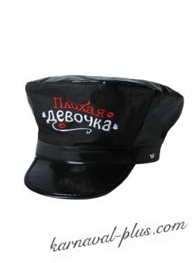 Шляпа карнавальная Плохая девочка цвет черный