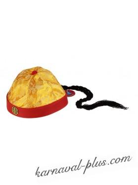 Шляпа китайская с косой
