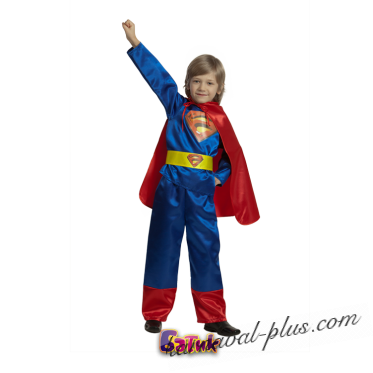 Карнавальный костюм Супермен 2