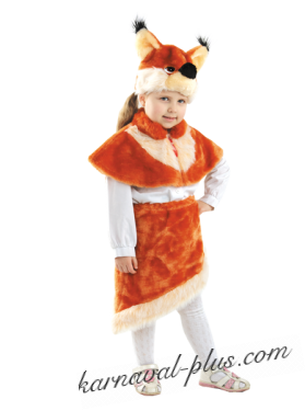 Карнавальный костюм Белка Анжелка