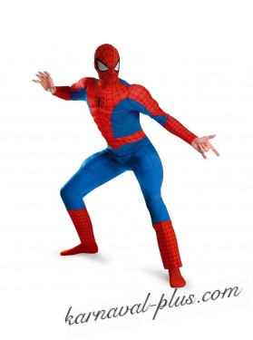 Человек паук мускулистый взрослый