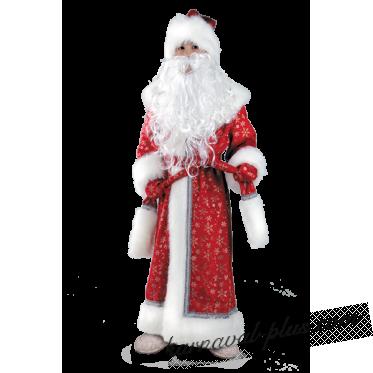 Дед Мороз плюш детский