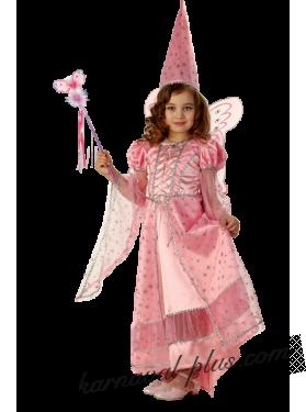 Фея сказочная розовая