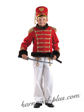 Костюм Гусарский офицер