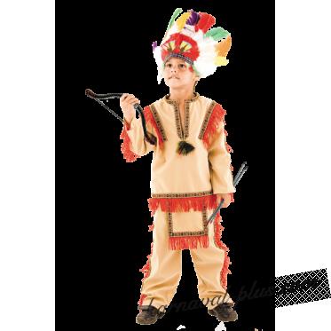 Костюм Индеец детский