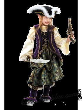 Карнавальный костюм Капитанша