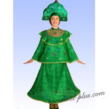 Карнавальный костюм Елка