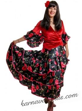 Карнавальный костюм Кармен (Цыганка)