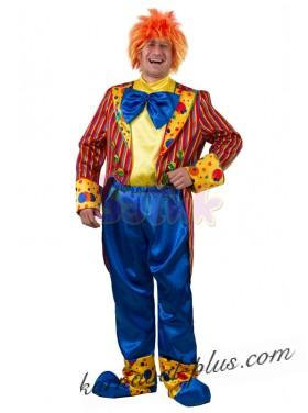 Карнавальный костюм Клоун Кеша