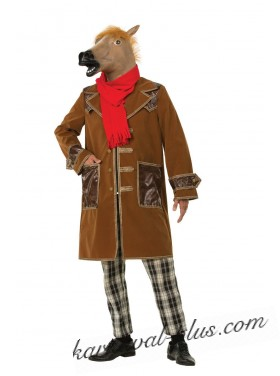 Карнавальный костюм Конь в пальто