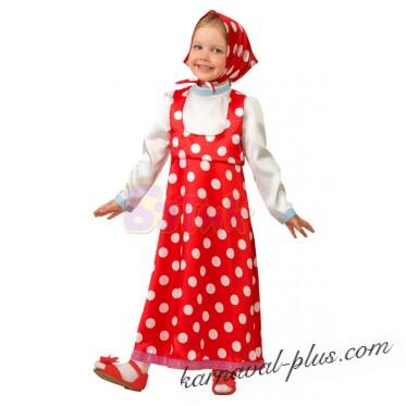Карнавальный костюм Маша