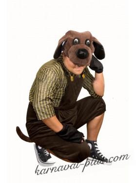 Карнавальный костюм Пес Барбос