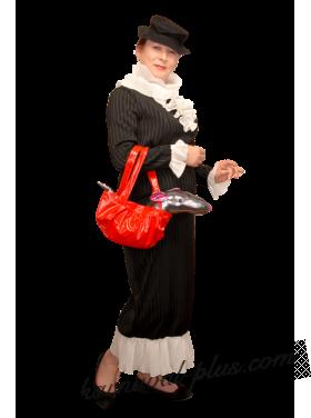 Карнавальный костюм Шапокляк