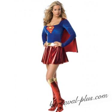 Карнавальный костюм Супергерл