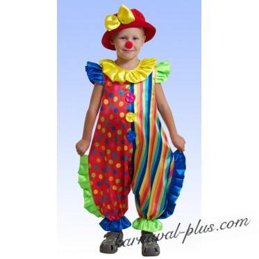 Карнавальный костюм Клоун Горошек