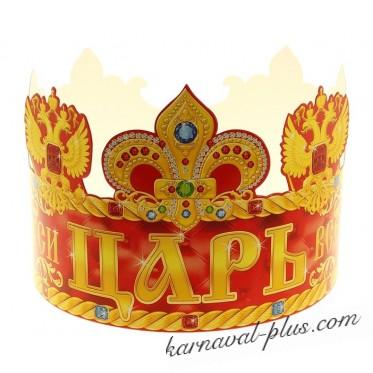 Корона Царь, картон