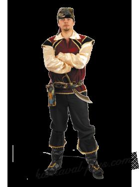 Карнавальный костюм пирата Корсар