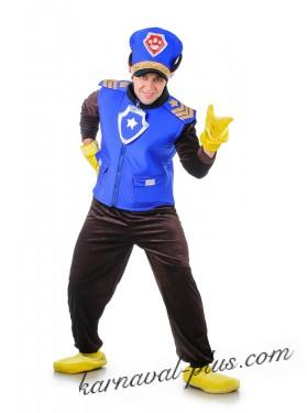 Карнавальный костюм Чейз (Щенячий патруль)