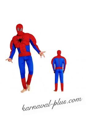 Костюм Человек-паук, мужской.