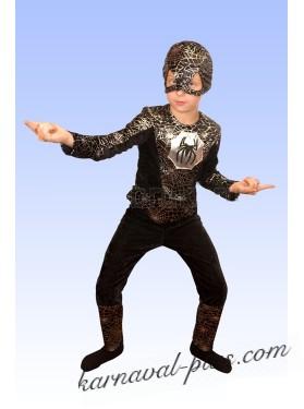 Карнавальный костюм Паук Черный