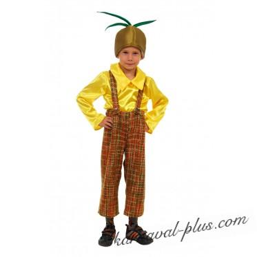 Карнавальный костюм Чиполлино