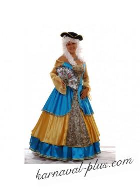 Карнавальный костюм Императрица Екатерина вторая