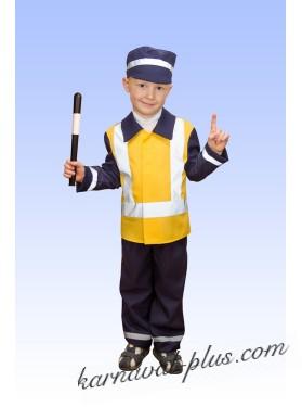 Карнавальный костюм Инспектор ДПС
