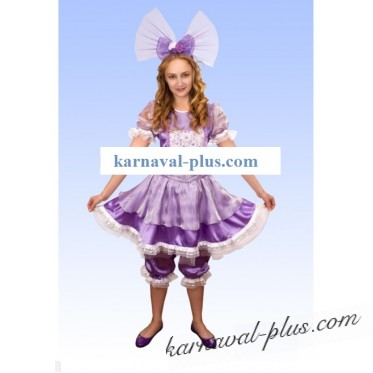 Карнавальный костюм Кукла Тутси