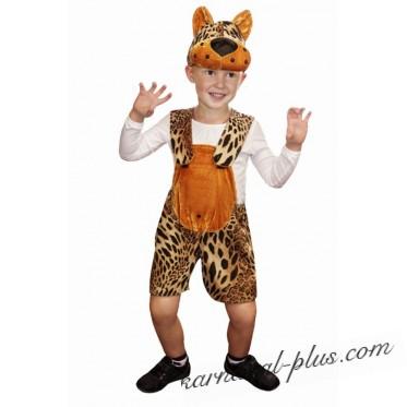 Карнавальный костюм Леопард