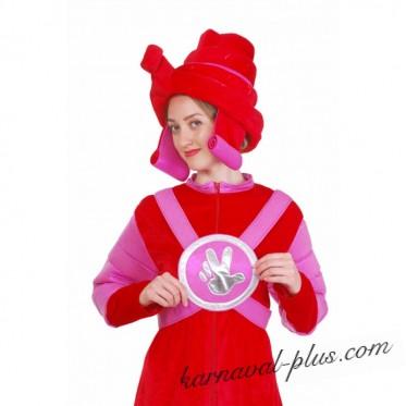 Карнавальный костюм Мася (Фиксики), бифлекс