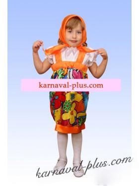 Карнавальный костюм Матрешка