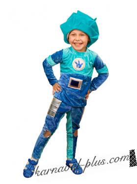 Карнавальный костюм Нолик (Фиксик)