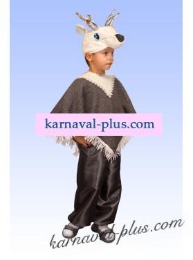 Карнавальный костюм Олень Северный